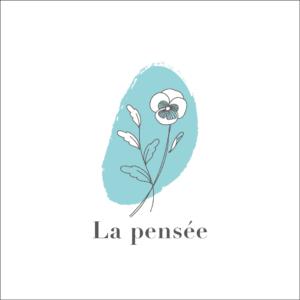 La pensée_logo_bl_wh_1